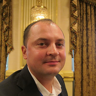 IBM: Volodymr Pigrukh Built A Smarter Business