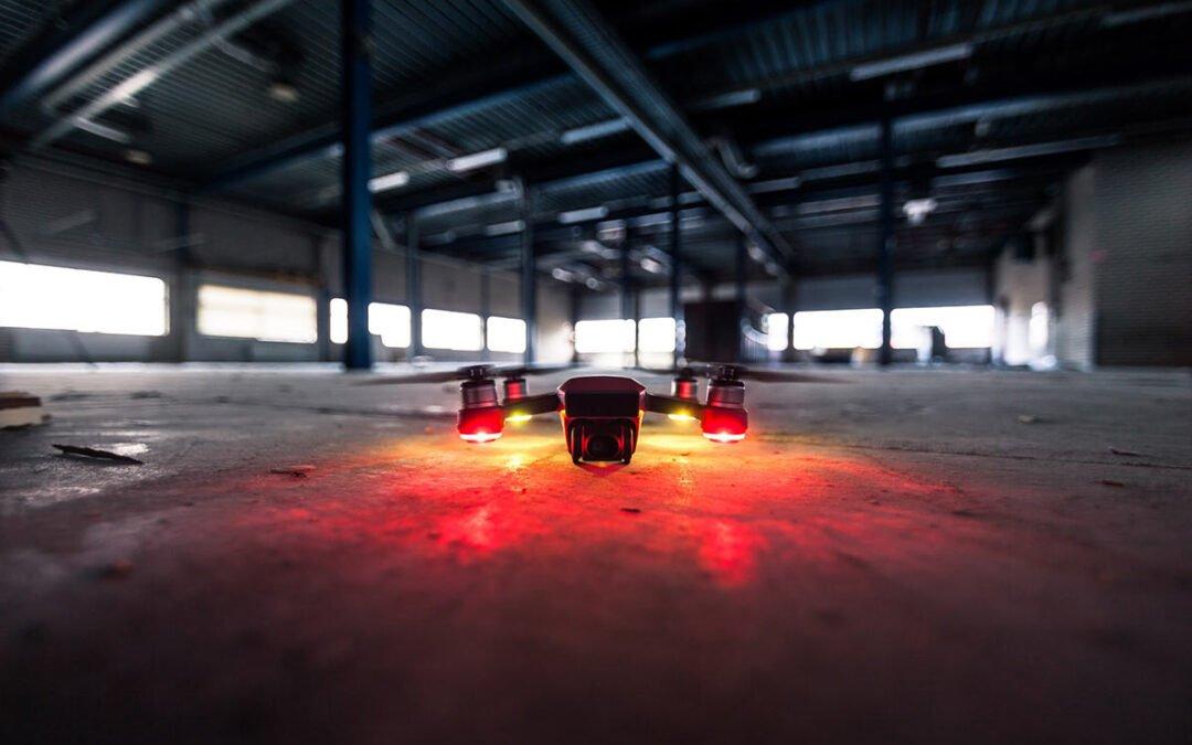 Drones:  A Mega-Warehouse Management Solution?