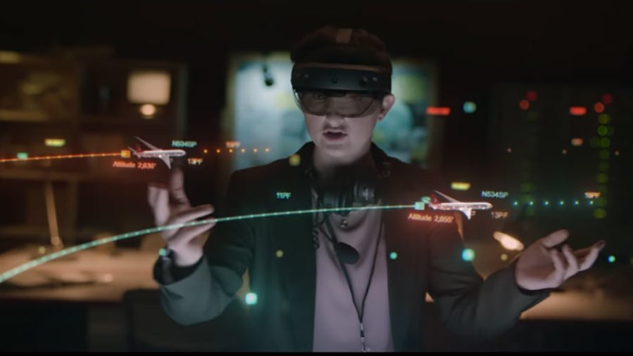 A Complex Beautiful Mesh Of Virtual Reality & Tech To Simplify Complexities Of Real Life